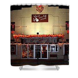 Gladewater Opry House Shower Curtain by Kathy  White