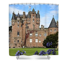 Glamis Castle Shower Curtain by Jason Politte
