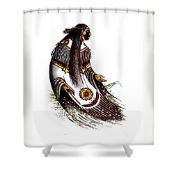 Glooscap Shower Curtain