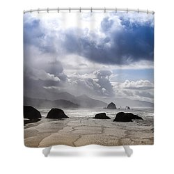 Glorious Day Shower Curtain
