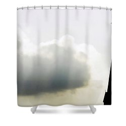Shower Curtain featuring the photograph Glorious Day by Charlotte Schafer