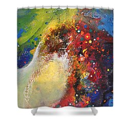 Glory Of Nature Shower Curtain by Sanjay Punekar