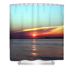 Shower Curtain featuring the photograph Gods Creation by Debra Forand