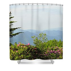 God's Wonders Shower Curtain