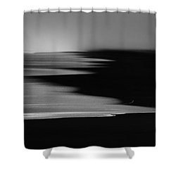 Gold Bluffs Beach 2 Shower Curtain