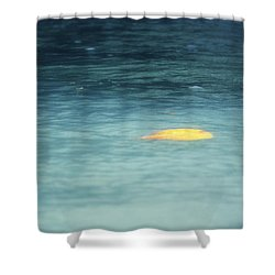 Golden Reflections Shower Curtain by Melanie Lankford Photography