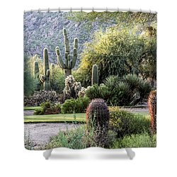 Golf Paradise Shower Curtain