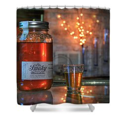 Golly That's Good Shower Curtain by Lori Deiter