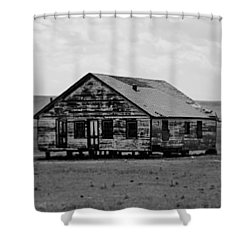 Gone. Shower Curtain