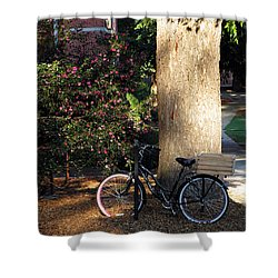 Gone To Class Shower Curtain by Greg Simmons
