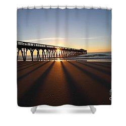 Myrtle Beach Sc State Park Shower Curtain