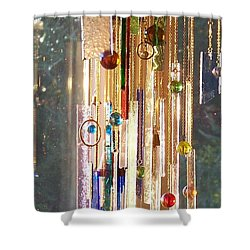 Good Morning Sunshine - Sun Catcher Shower Curtain