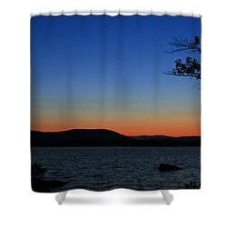 Goodnight Moon  Shower Curtain by Neal Eslinger