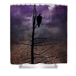 Gothic Dream  Shower Curtain