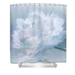 Gracefully Shower Curtain by Barbara S Nickerson