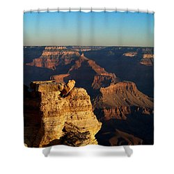Grand Canyon Sunrise Two Shower Curtain