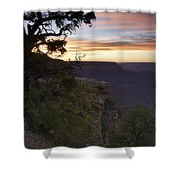 Grand Canyon Sunset 2 Shower Curtain