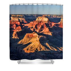 Grand Canyon Sunset Shower Curtain