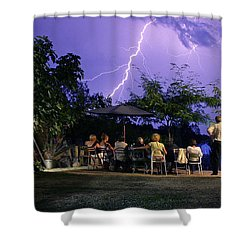 Grand Theatre Of Nature Shower Curtain