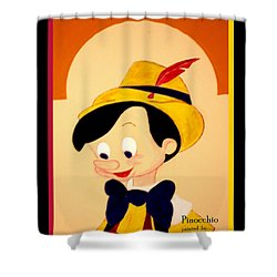 Grant My Wish - Please Shower Curtain