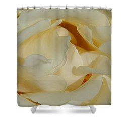 Grave Beauty Shower Curtain