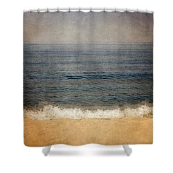 Great Lake Layers Shower Curtain