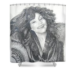 Great Morning Shower Curtain