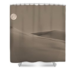 Great Sand Dunes Shower Curtain by Don Spenner