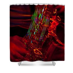 Shower Curtain featuring the photograph Great Sax by Alex Lapidus