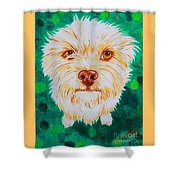 Gremlin Shower Curtain