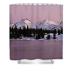Grenadier Range Peace Shower Curtain