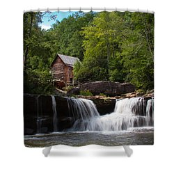 Grist Mill Shower Curtain