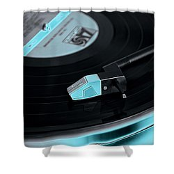 Shower Curtain featuring the photograph Groovy Baby by Pennie  McCracken
