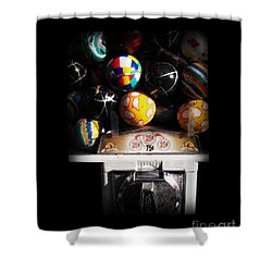 Series - Gumball Memories 1 - Iconic New York City Shower Curtain
