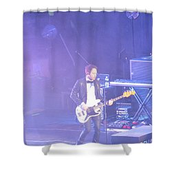 Gutair Player For Royal Taylor Shower Curtain