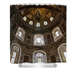 Hagia Sofia Interior 06 Shower Curtain