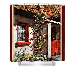Wexford  Half Door Shower Curtain