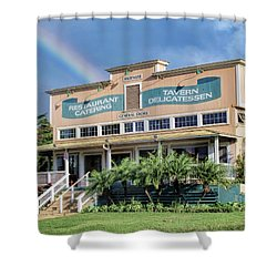 Shower Curtain featuring the photograph Haliimaile General Store 1 by Dawn Eshelman
