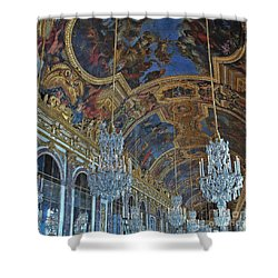 Hall Of Mirrors - Versaille Shower Curtain
