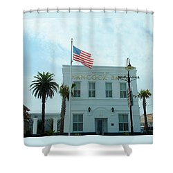 Bay Saint Louis - Mississippi Shower Curtain