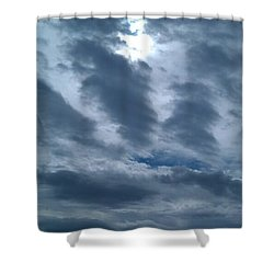 Hand Of God Shower Curtain