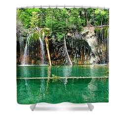 Hanging Lake 1 Shower Curtain