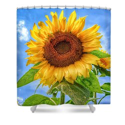 Happiness Is...... Shower Curtain