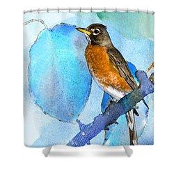 Harbinger Shower Curtain
