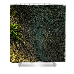 Hard Life Shower Curtain