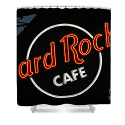 Hard Rock - St. Louis Shower Curtain by Gary Gingrich Galleries