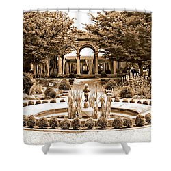 Harkness Estate Shower Curtain
