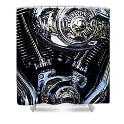 Harley Davidson Series 02 Shower Curtain