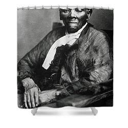 Harriet Tubman  Shower Curtain by American School