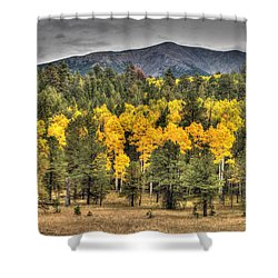 Hart Prairie Shower Curtain